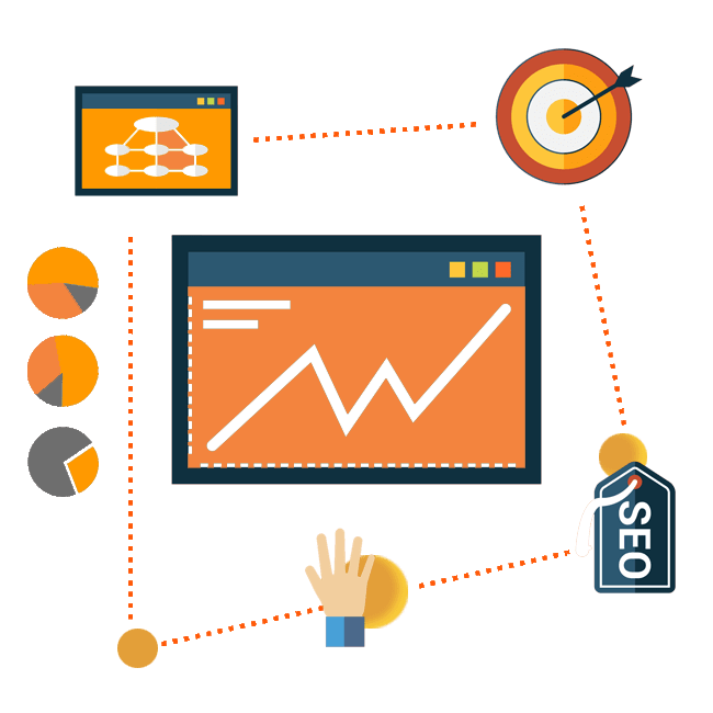 connected process of conversion of to and fro digital marketing expert