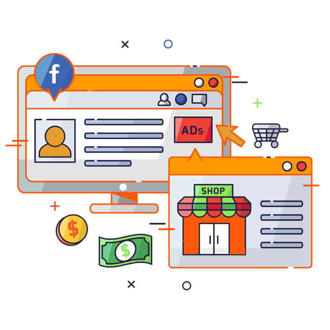 Generating leads with facebook marketing service for your company success
