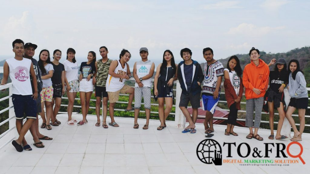 team building to and fro seo philippines